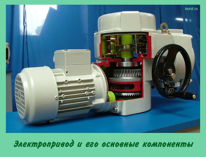 Электропривод и его основные компоненты