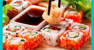 Преимущества заказа суши и пиццы на дом